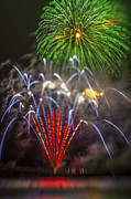 San Clemente Framed Prints - 4th of July through the Lens Baby Framed Print by Scott Campbell