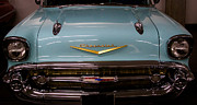 1957 Chevy Bel Air Print by David Patterson