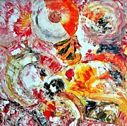Bhvinder Kaur Sidhu - Abstract Oyster Shells