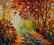Leonid Afremov - After The Rain