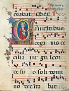 Music Score Photos - Anonymous Sienese Painter, Day by Everett