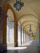 Depth Art - Arcades of Lisbon by Jose Elias - Sofia Pereira