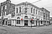 Cajun Cafe Framed Prints - Cajun Corner Cafe Framed Print by Scott Pellegrin