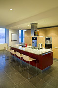 Contemporary Kitchen Print by Kevin Miller