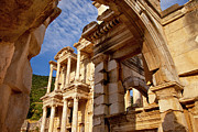 Selcuk Framed Prints - Ephesus Turkey Framed Print by Brian Jannsen