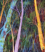 Aboriginal Art Paintings - For Rest  by Carmen Hathaway