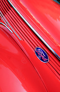 Featured Art - Ford Emblem by Jill Reger