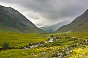 Jane McIlroy - Glen Etive Scotland