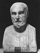 4th Framed Prints - HIPPOCRATES (c460-c377 B.C.) Framed Print by Granger