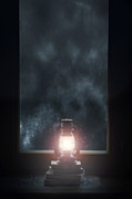 Night Lamp Photo Posters - Lantern Poster by Joana Kruse