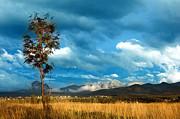 Mountains Landscape Print by Michal Bednarek