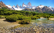 Argentina Photos - Patagonia by JR Photography