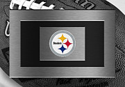 Steelers  Prints - Pittsburgh Steelers Print by Joe Hamilton