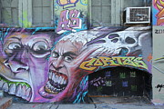 Allen Beatty Art - 5 Pointz Graffiti Art image 2 by Allen Beatty