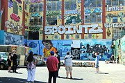 Allen Beatty Posters - 5 Pointz   image 3 Poster by Allen Beatty