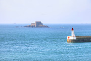 Port Prints - Saint-Malo - Brittany Print by Joana Kruse