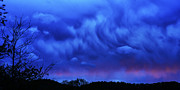 Storm Clouds Prints - Sky Drama Print by Thomas R Fletcher