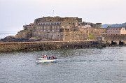 Castle Photos - St Peter Port - Guernsey by Joana Kruse