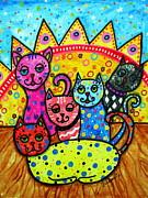 PRISTINE CARTERA TURKUS - 5 TALAVERA CATS