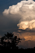 Thunderhead Photos - Thunderhead at Sunset by Thomas R Fletcher