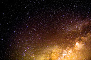 Stars And Planets Photos - Under the Milky Way by Thomas R Fletcher
