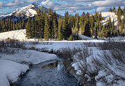 Utah Images - Wasatch Mountains in Winter