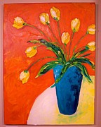 Jan Ironside - Yellow Tulips