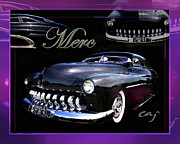 Curt Johnson - 51 Merc Custom