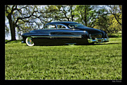 Blake Richards Framed Prints - 51 Mercury Framed Print by Blake Richards