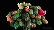 Beautiful Flowers Posters - Untitled Poster by Anne Geddes