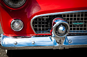 55 Posters - 55 Ford Thunderbird Poster by David Patterson