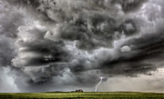 Mark Duffy - Storm Clouds Saskatchewan