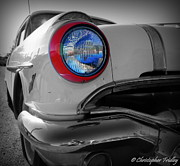Christopher Fridley Prints - 56 Pontiac B Print by Christopher Fridley