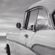 Edward Fielding - 57 Chevy BelAir at the Beach