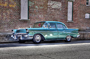 '57 Chevy Print by Tony  Colvin