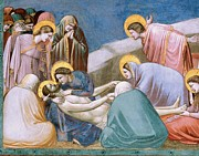 St Mary Magdalene Photos - Italy, Veneto, Padua, Scrovegni Chapel by Everett