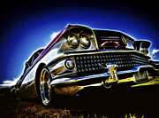 5dmk3 Photo Framed Prints - 58 Buick Special Framed Print by motography aka Phil Clark