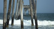 Ocean City Nj Prints - 59th Street Pier Print by John Wartman