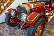 Crank Prints - 1915 LaFrance Fire Engine Print by Rich Franco