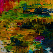 Hema Rana - Abstract Landscape