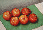 Marna Edwards Flavell - 6 Apples Washed and...
