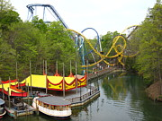 Monster Photos - Busch Gardens - 12122 by DC Photographer