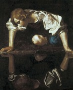 Youthful Prints - Caravaggio, Michelangelo Merisi Da Print by Everett