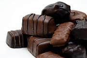 Sweet Photos - Chocolate Candies by Amy Cicconi