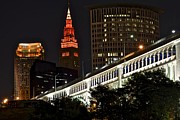 Terminal Photos - Cleveland Ohio by Robert Harmon