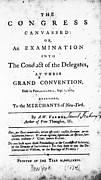 Continental Congress, 1774 Print by Granger