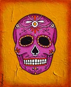 Sugar Skull Posters - Day of the Dead Poster by Joseph Sonday