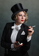 Schwarz Art - Homage to Marlene by Nailia Schwarz