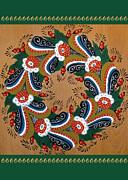 Leif Sodergren - Kurbits Wreath