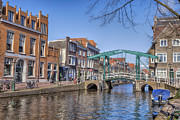 University City Framed Prints - Leiden Framed Print by Joana Kruse
